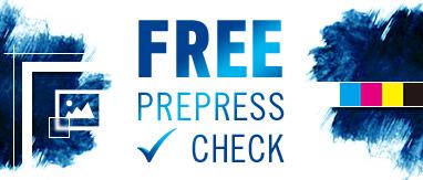 Free Prepress Check